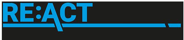 React rehab Logotyp